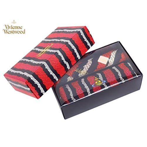 (ヴィヴィアン・ウエストウッド) Vivienne Westwood ハンカチ&ペンケースギフトセット v0365