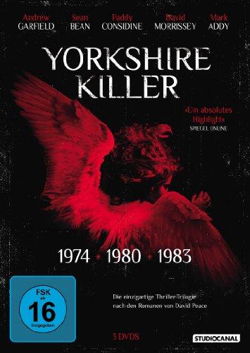 Yorkshire-Killer: 1974 / 1980 / 1983 [3 DVDs]