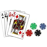 Thumbs Up! Casino Dining Set Coasters