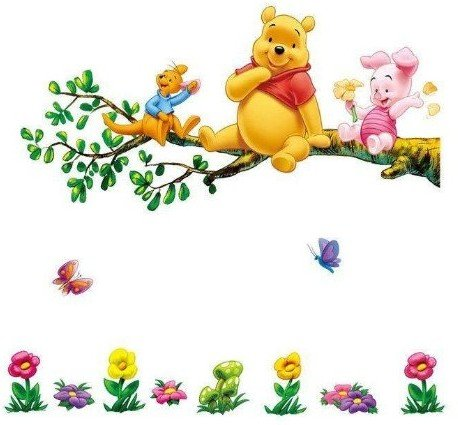 winnie the pooh und freunde. Black Bedroom Furniture Sets. Home Design Ideas