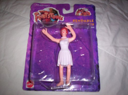 Buy Low Price Arcotoys The Flinstones Movie Bendable Figure-Wilma (B001N03OXG)