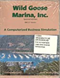 img - for Wild Goose Marina Practice Set With 3.50 IBM Disk, DOS book / textbook / text book