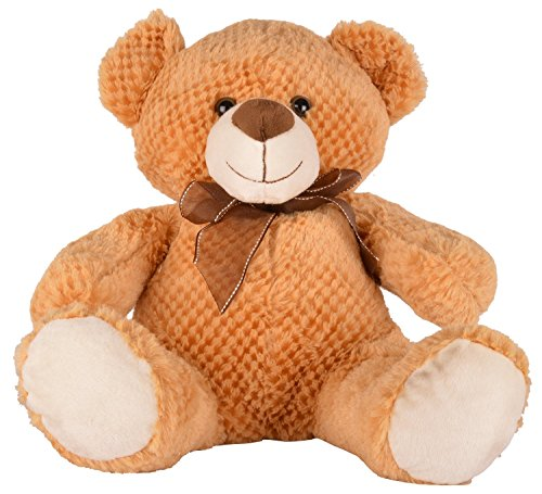 Mera-Toy-Shop-Soft-Cute-Teddy-Bear-Soft-Toy-Brown