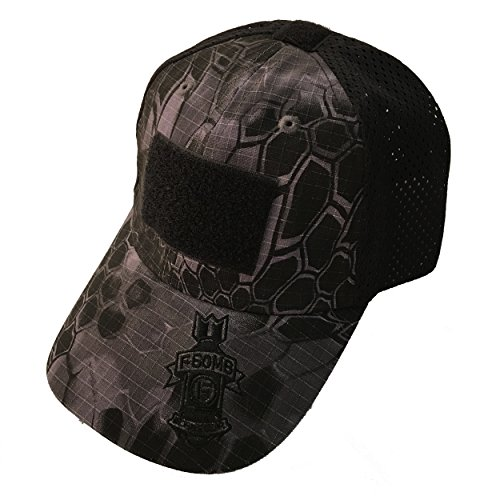 F-Bomb Tactical Operators Cap (Cryptek Typhon) (Fitted Low Profile Tactical Hat compare prices)