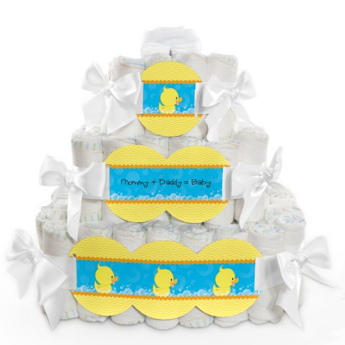 Ducky Baby Shower Decorations front-594785