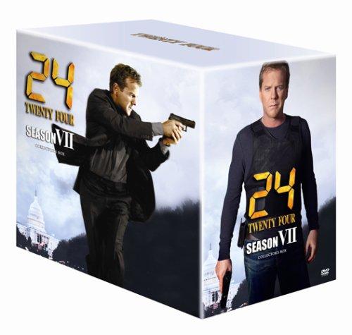 24 -TWENTY FOUR- シーズン7 DVDコレクターズ・ボックス〔初回生産限定版〕