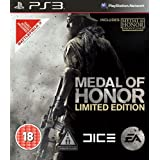 Medal of Honor - Limited Edition (PS3)by Electronic Arts