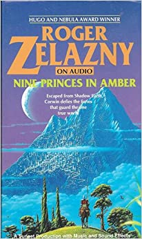 Amber Series Books 1 - 10 (Sunset Productions) - Roger Zelazny