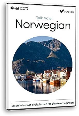 Talk Now Norwegian (PC/Mac)