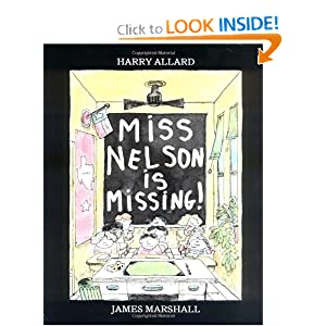 Miss Nelson Is Missing!