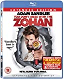 You Don't Mess with the Zohan [Blu-ray] [2008] [2009] [Region Free]