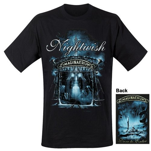 Night wish - T-Shirt Imaginaerum (in m)
