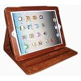 Delphi Leather Brown Ipad Case LH-IP-14