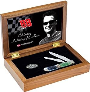 Case Knives 8886 6254SS Pattern Dale Earnhardt Jr. Just Like Dad Commemorative... by Case