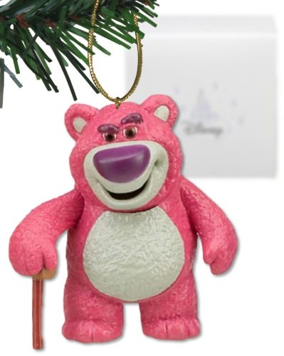 "Disney/Pixar Toy Story 3 Villains ""Lotso Bear"" Ornament - Limited Availability - 1"