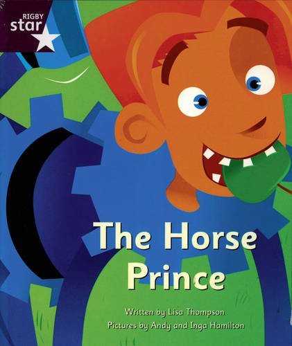 Clinker Castle Purple Level Fiction: The Horse Prince Pack of 3: Star Adventures