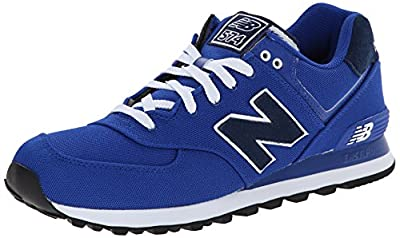 New Balance Herren, Sneaker, 574 pique polo pack