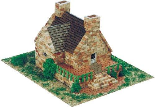 Maquette en céramique - Petit refuge rural