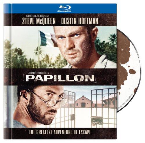 Papillon Movie Trailer Amazon com Papillon  Blu-ray