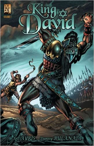 David Vol 1 written by Art Ayris