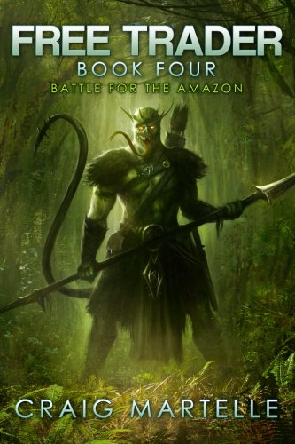 Battle for the Amazon (Free Trader Series) (Volume 4) (Free Trader compare prices)