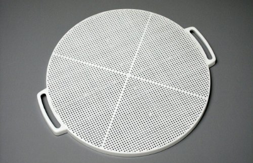 "9.75"" Microwave Splatter Screen [48 Pieces] *** Product Description: Microwave Splatter Screen, White. ***"