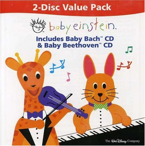 Baby Bach / Baby Beethoven front-187832