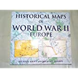 Historical Maps of WWII Europe