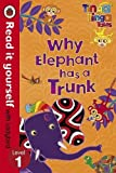 Tinga Tinga Tales: Why Elephant Has a Tr...