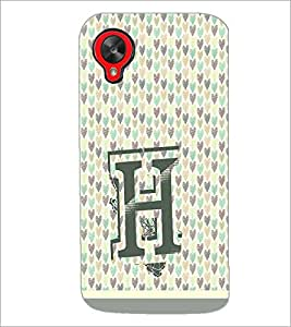 PrintDhaba GRANDbet H D-1448 Back Case Cover for LG GOOGLE NEXUS 5 (Multi-Coloured)