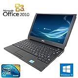 【Microsoft Office2010搭載】【Win 10搭載】DELL E4200/新世代Core 2 Duo 1.6GHz/メモリー3GB/SSD 128GB/12インチ/無線搭載/中古ノートパソコン (新品外付けDVDスーパーマルチドライブ付き)