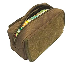 25ffabc7372 Tactical Baby Gear MOLLE Baby Wipe Pouch 2.0 (Coyote Brown) (Color  Coyote  Brown)