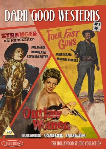 Darn Good Westerns Box Set #1 [DVD]
