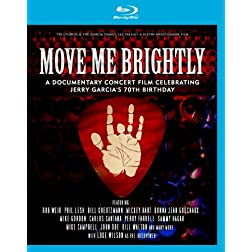 Move Me Brightly [Blu-ray]