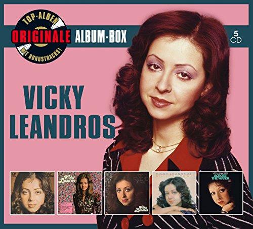 Vicky Leandros - Bild am Sonntag Kult Schlager Die bunte Schlagerwelt - Zortam Music