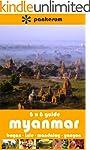 Pankesum 6x6 Guide to Myanmar: Bagan,...