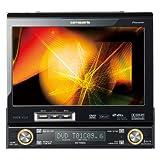 パイオニア 7.0型ワイドVGAインダッシュモニター/DVD-A/DVD-V/VCD/CDチューナー・6.1ch対応・WMA/ AVH-P900DVA