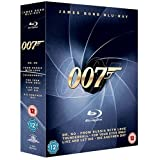 James Bond Blu-ray Collection [1962]by MGM HOME ENTERTAINMENT