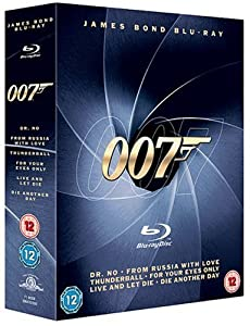 James Bond Blu-ray Collection [1962]