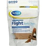 Scholl Footwear Flight Socks Sheer - Sizes 6.5-8