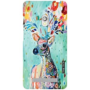 Design Worlds Asus Zenfone 5 A501CG Back Cover - artful Designer Case and Covers