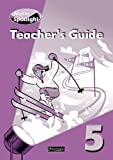 Maths Spotlight: Year 5 Teacher's Book (0435207237) by Griffiths