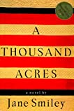 Image of By Jane Smiley A Thousand Acres (1st)