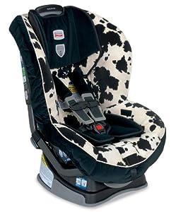 Britax Marathon G4 Convertible Car Seat, Cowmooflage