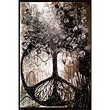 David Wolcott Wilhelm (Tree of Peace) Art Poster Print - 24x36 ~ Wall Posters