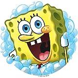 Spongebob Squarepants Bubbles Edible Cupcake Toppers Decoration