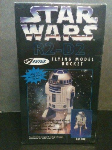 Star Wars R2-D2 Estes Flying Model Rocket Kit
