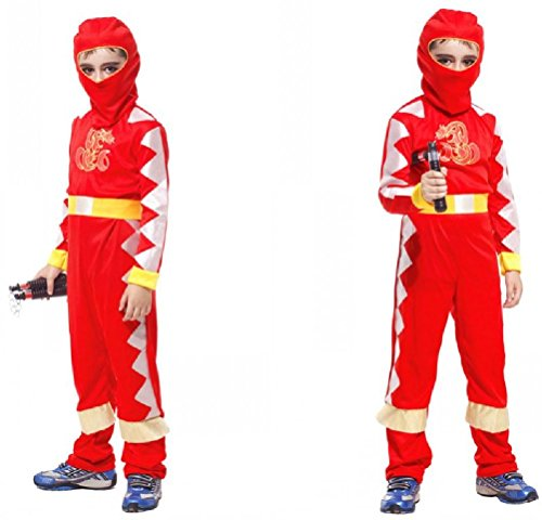 Purplebox Children'S Halloween Costume Cosplay Anime Naruto