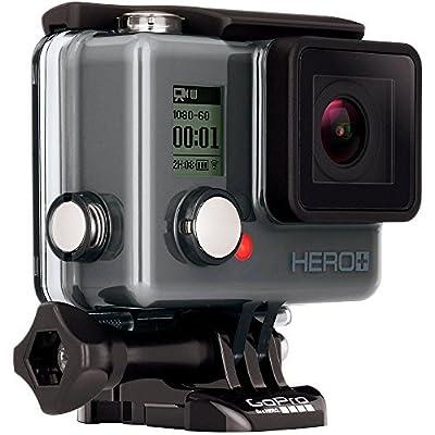 GoPro Camera HERO+ LCD HD Video Recording Camera by GoPro Camera