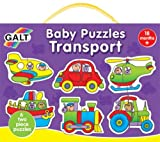 Galt New Baby Puzzles – Transport